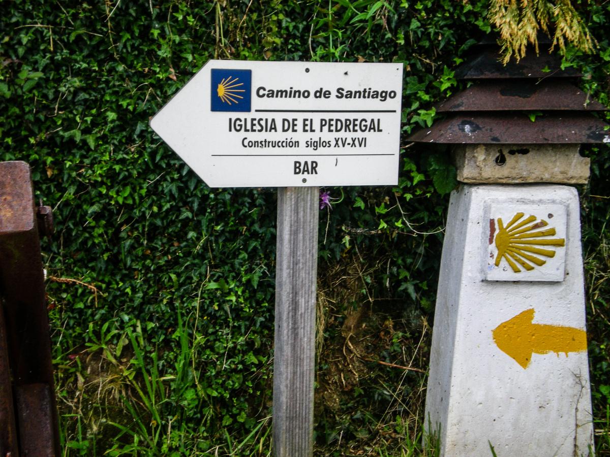 Photo of El Pedregal on the Camino de Santiago