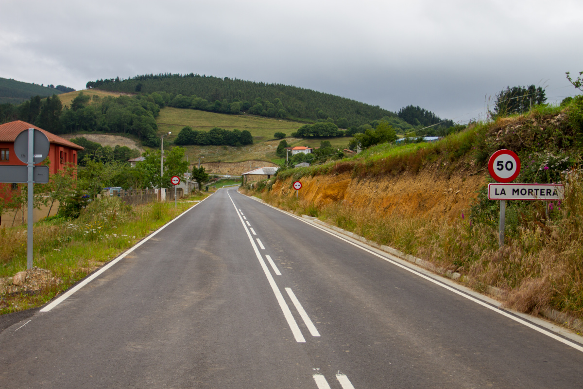 Photo of La Mortera on the Camino de Santiago