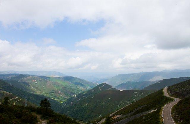 Photo of Alto de Palo on the Camino de Santiago