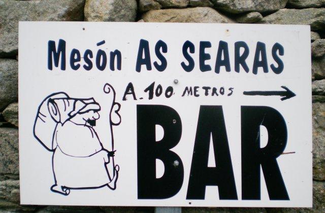 Photo of As Searas / San Vicente del Burgo on the Camino de Santiago
