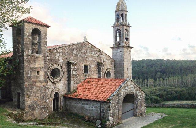 Photo of Moraime on the Camino de Santiago