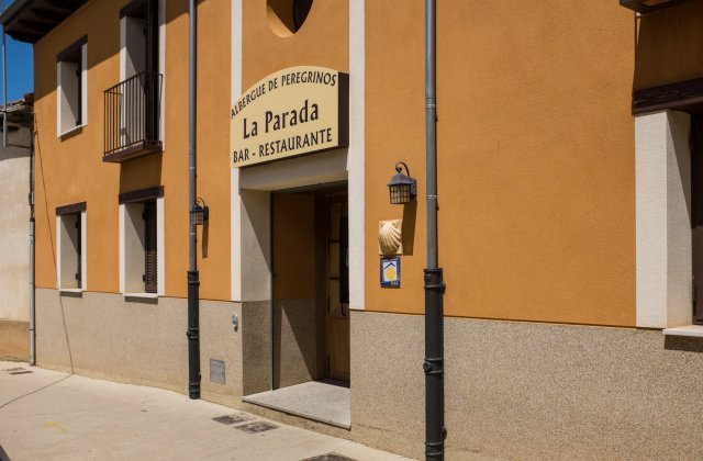 Camino de Santiago Accommodation: Albergue La Parada