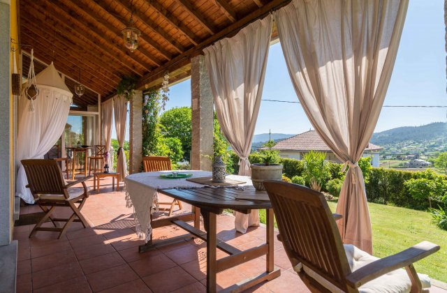 Camino de Santiago Accommodation: Albergue Casa Riamonte