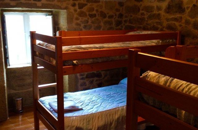 Camino de Santiago Accommodation: Albergue Turístico de Logrosa