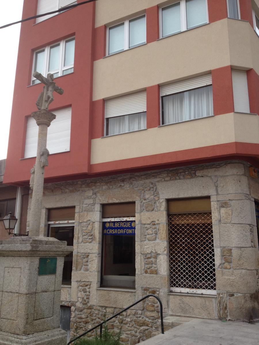 Camino de Santiago Accommodation: Albergue A Casa da Fonte