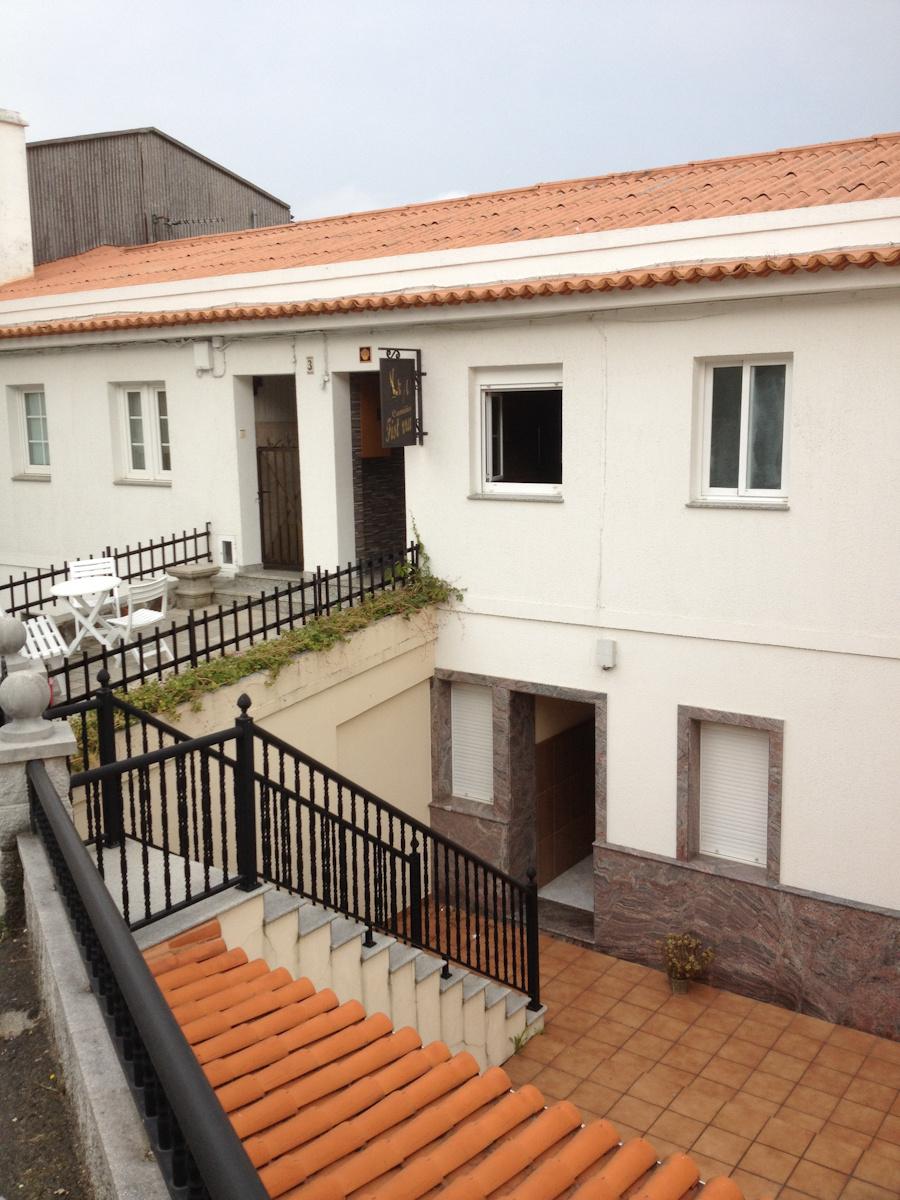 Camino de Santiago Accommodation: Albergue Camiño de Fisterra
