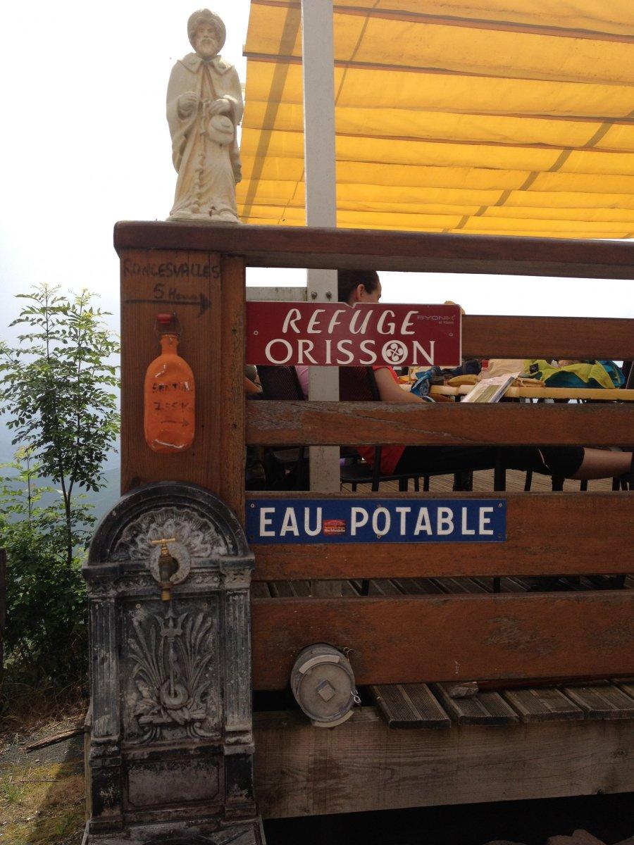 Camino de Santiago Accommodation: Refuge Orisson