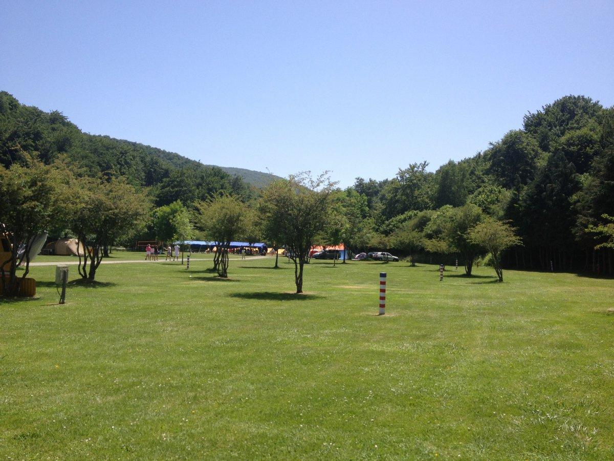 Camino de Santiago Accommodation: Camping Urrobi