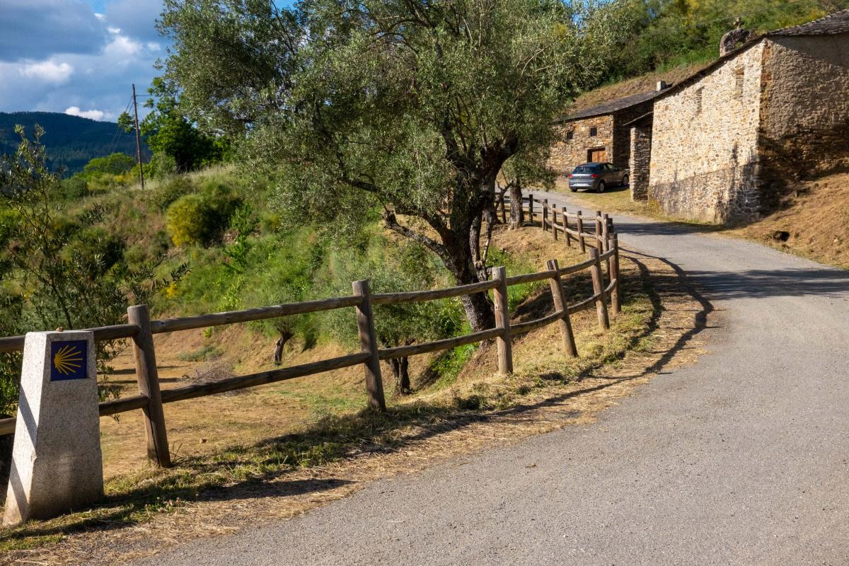 Photo of Capela das Farrapas on the Camino de Santiago