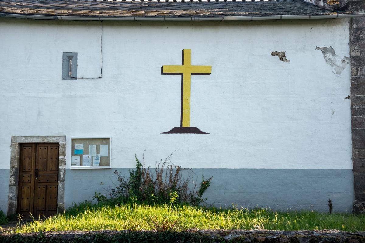 Photo of Cereixa on the Camino de Santiago