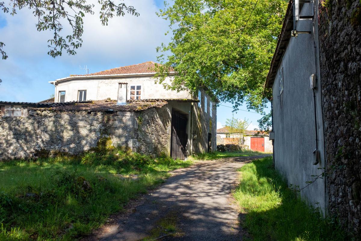 Photo of O Camiño Grande on the Camino de Santiago