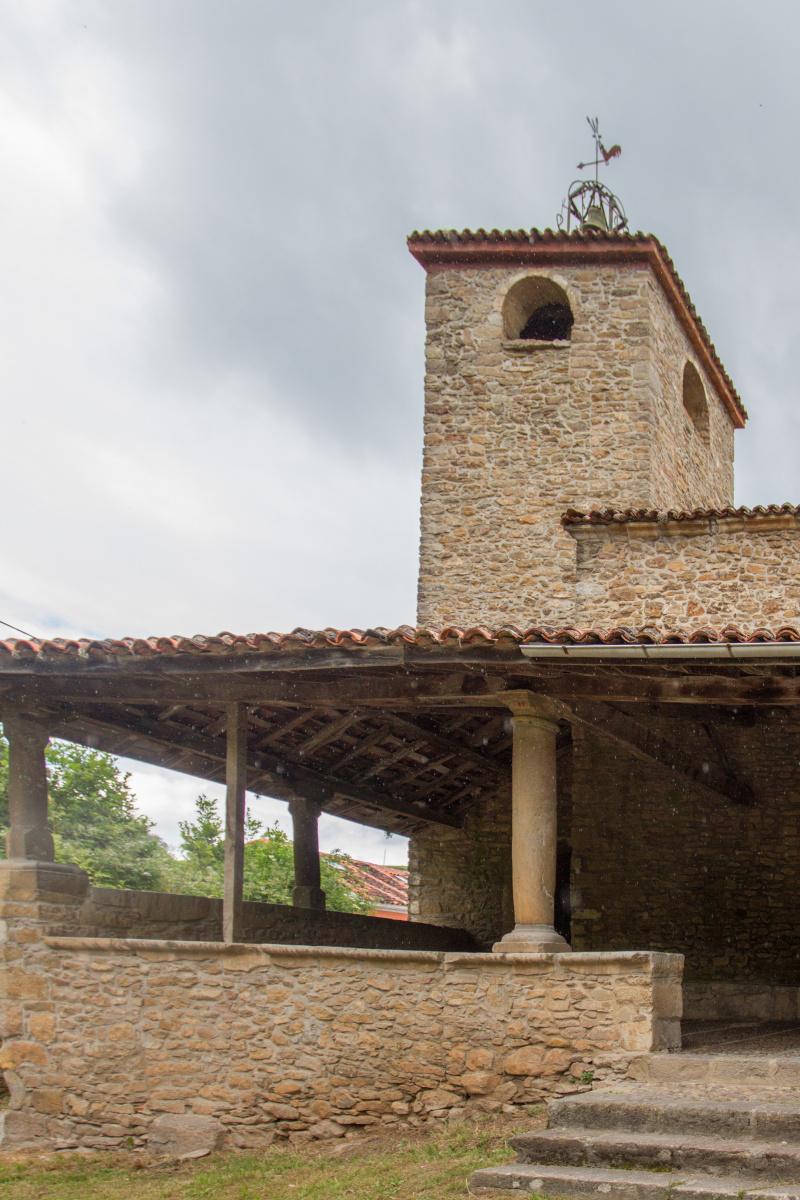 Photo of Doriga on the Camino de Santiago