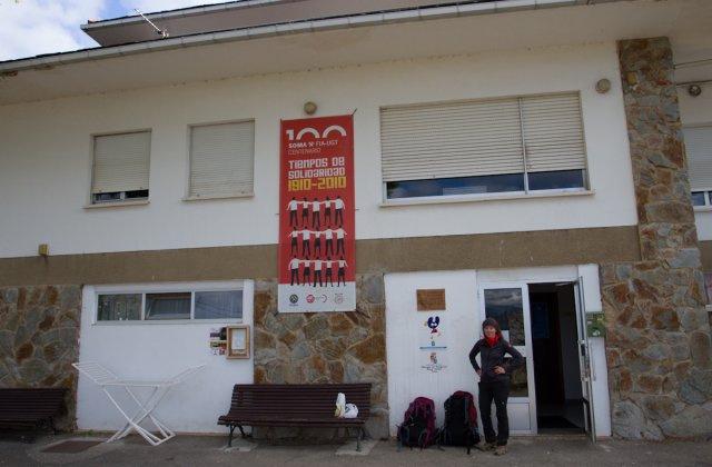 Camino de Santiago Accommodation: Albergue Mater Christi de Tineo
