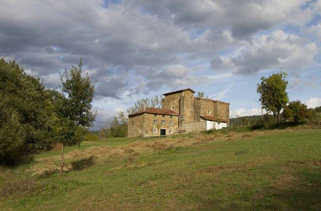Photo of Ilarratz on the Camino de Santiago