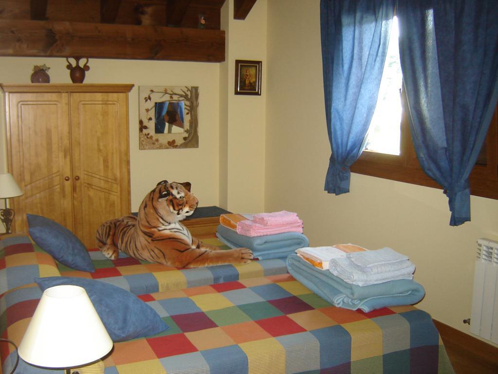 Camino de Santiago Accommodation: Irugoienea