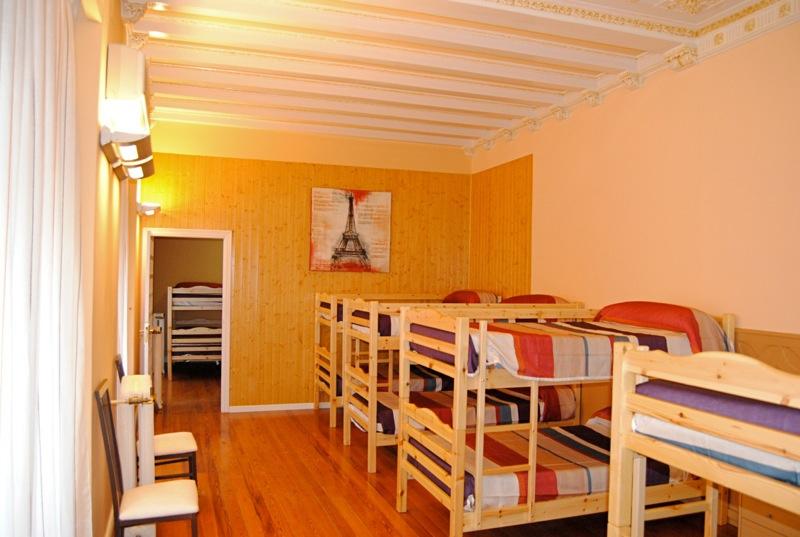 Camino de Santiago Accommodation: Hostel Entresueños