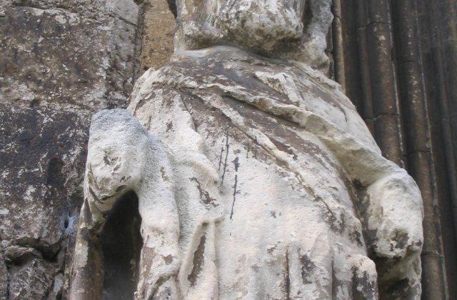 Photo of Estella [Lizarra] on the Camino de Santiago