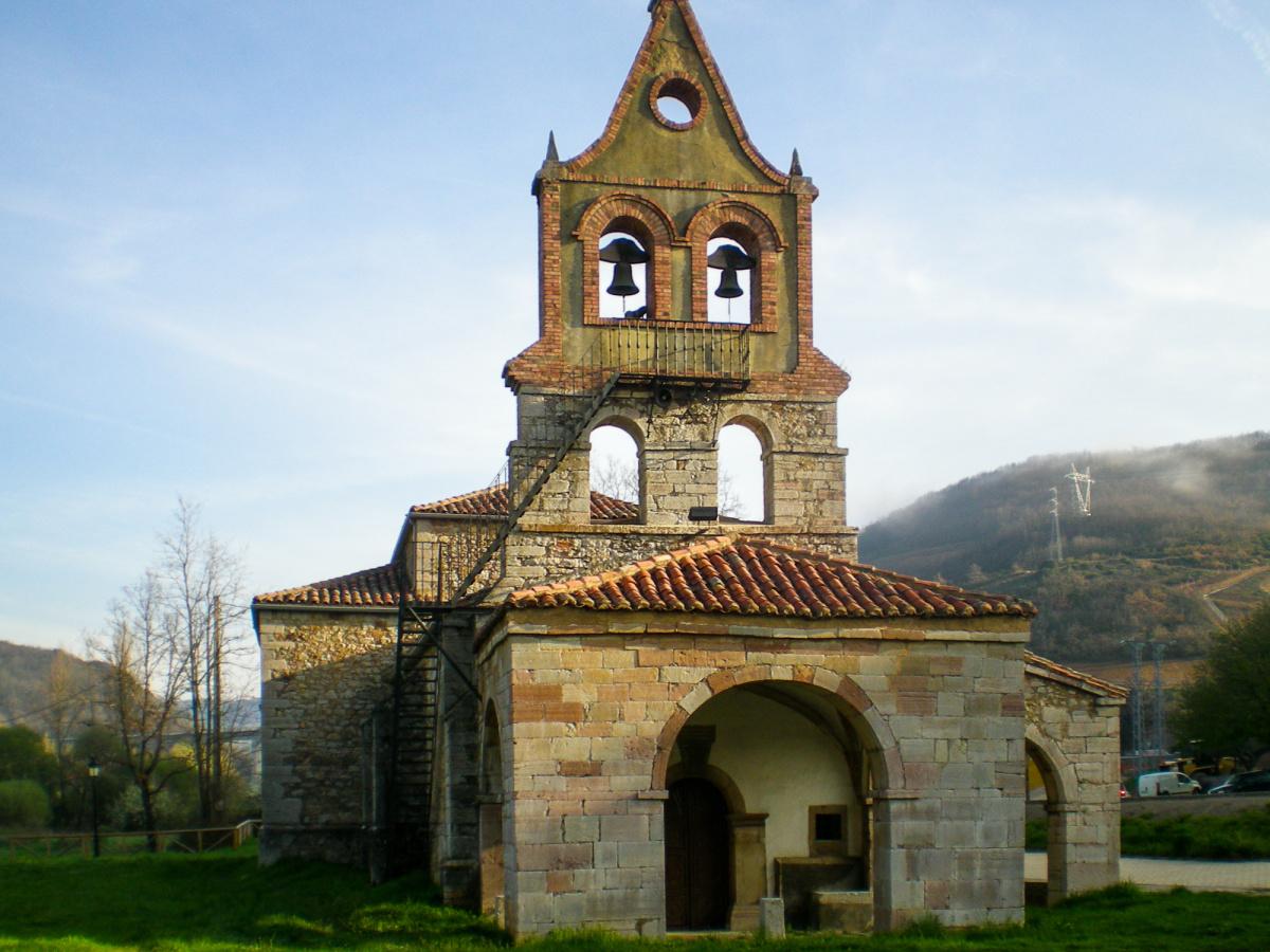 Photo of Santuario del Buen Suceso on the Camino de Santiago