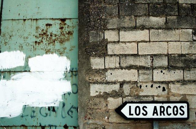 Photo of Los Arcos on the Camino de Santiago