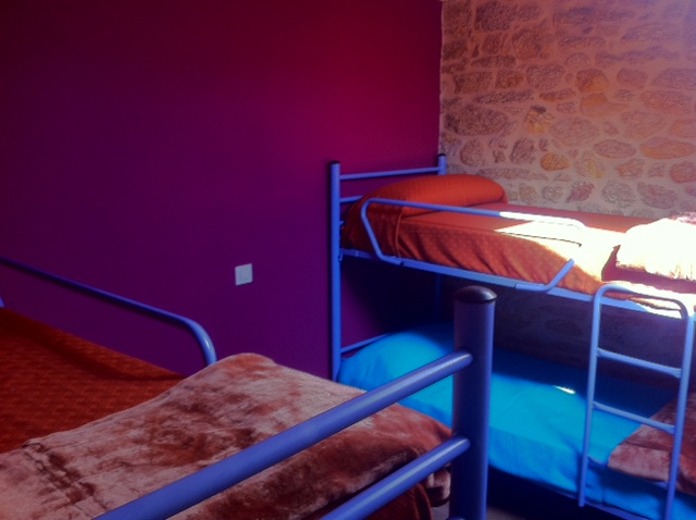 Camino de Santiago Accommodation: O Logoso