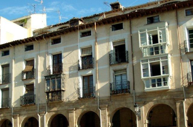 Photo of Logroño on the Camino de Santiago