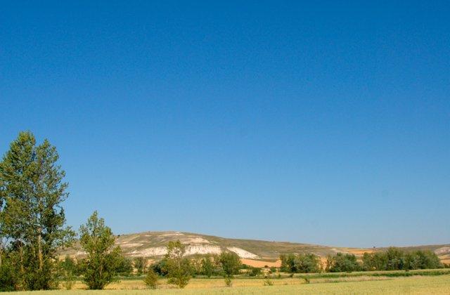 Photo of Hornillos del Camino on the Camino de Santiago