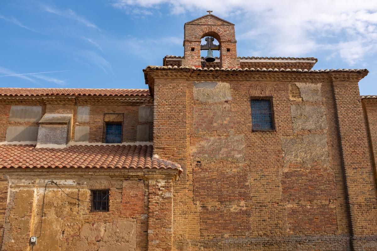 Photo of Calzadilla de la Cueza on the Camino de Santiago
