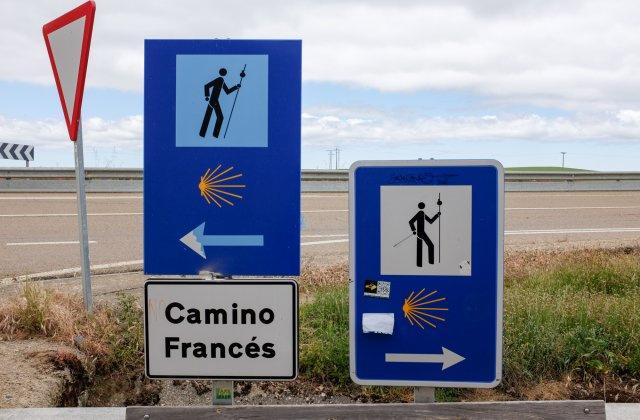 Photo of Ledigos on the Camino de Santiago