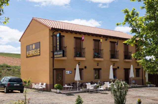 Camino de Santiago Accommodation: Albergue La Cantina de Teddy
