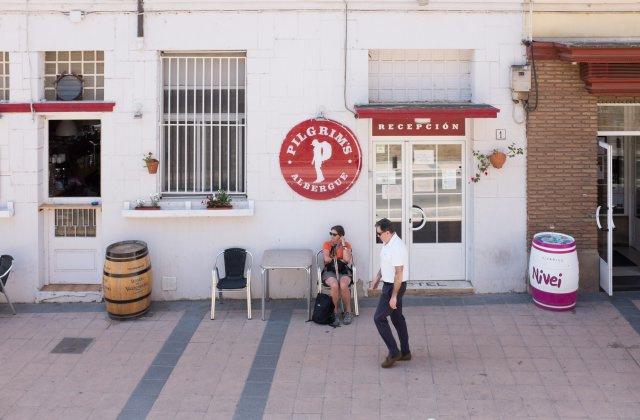 Camino de Santiago Accommodation: Albergue Pilgrim's