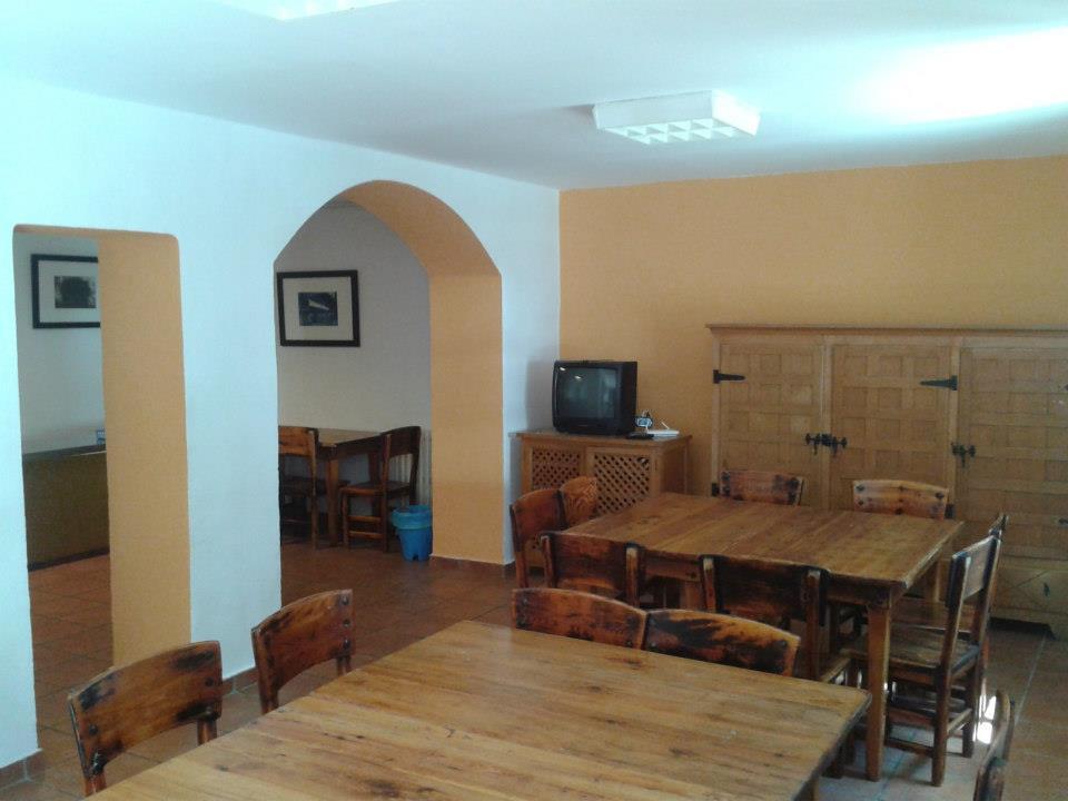 Camino de Santiago Accommodation: Albergue Juvenil de Canfranc Estación