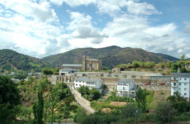 Photo of Villafranca del Bierzo on the Camino de Santiago