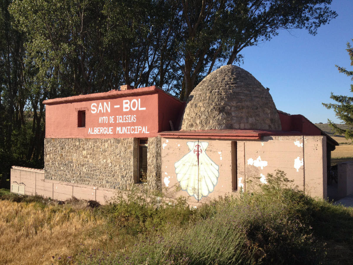 Camino de Santiago Accommodation: Albergue Arroyo de San Bol