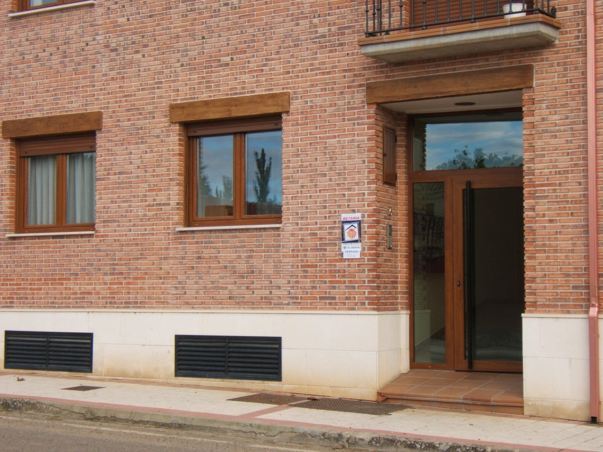 Camino de Santiago Accommodation: Albergue Betania