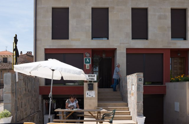 Camino de Santiago Accommodation: Albergue Victoria