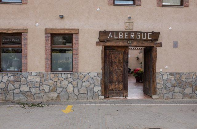 Camino de Santiago Accommodation: Albergue Camino Francés