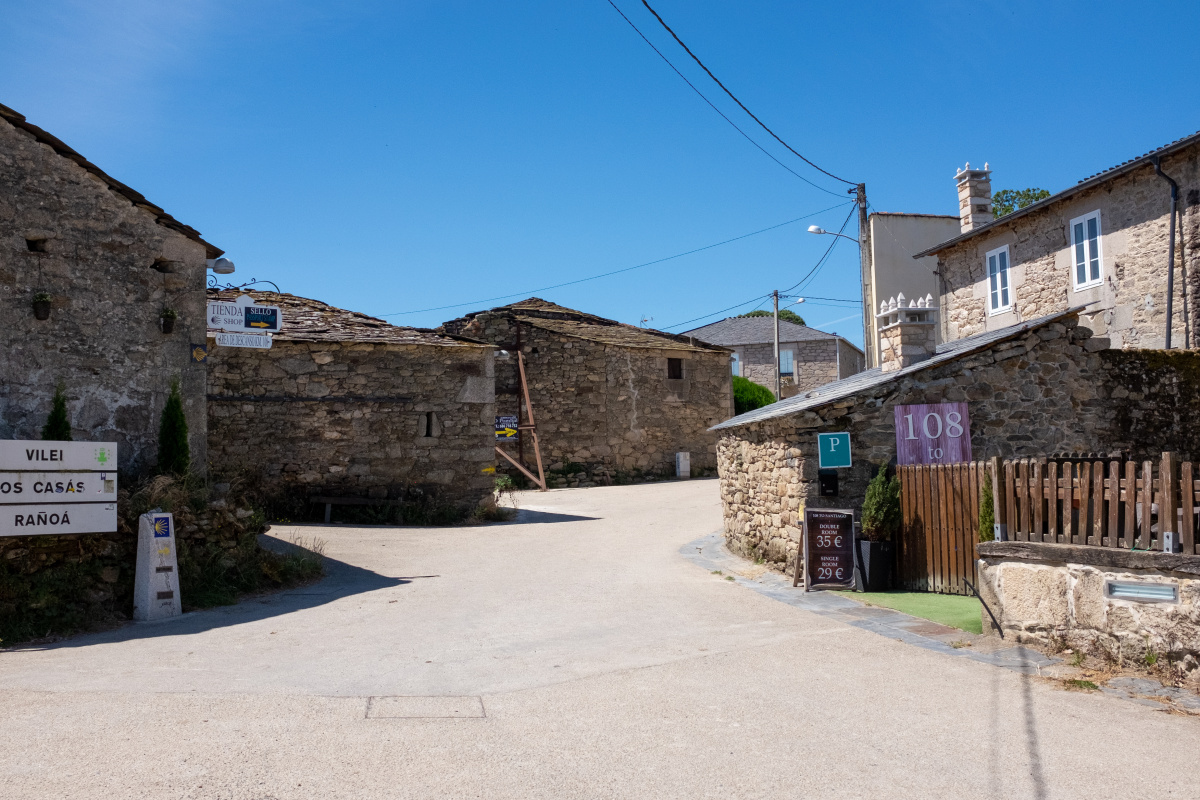 Photo of Vilei on the Camino de Santiago