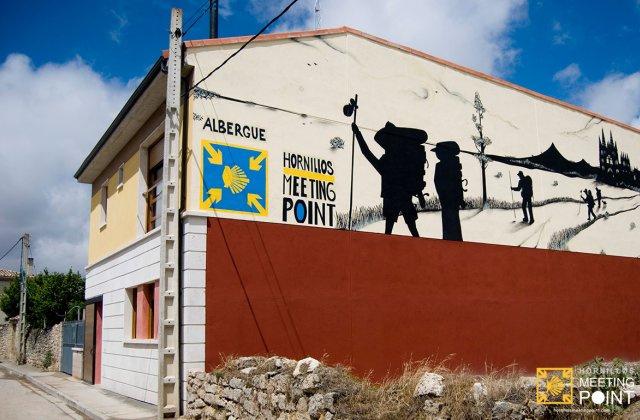 Camino de Santiago Accommodation: Hornillos Meeting Point