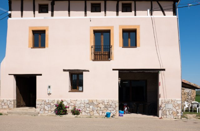 Camino de Santiago Accommodation: Parada Viloria