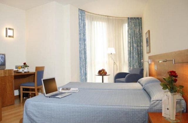 Camino de Santiago Accommodation: Hotel Mieres del Camino ⭑⭑⭑
