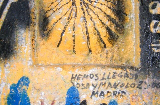 Photo of Ferreiros on the Camino de Santiago
