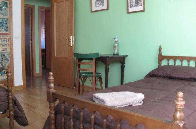 Camino de Santiago Accommodation: Matias Rooms ⭑