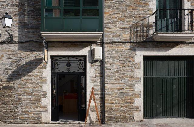 Camino de Santiago Accommodation: Hotel Domus Itineres ⭑