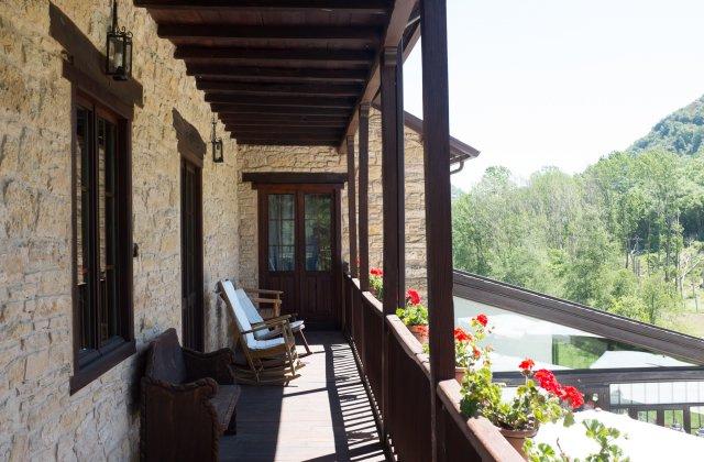 Camino de Santiago Accommodation: Casa Rural Paraíso del Bierzo