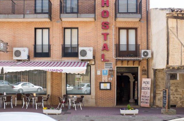 Camino de Santiago Accommodation: Hostal La Codorniz