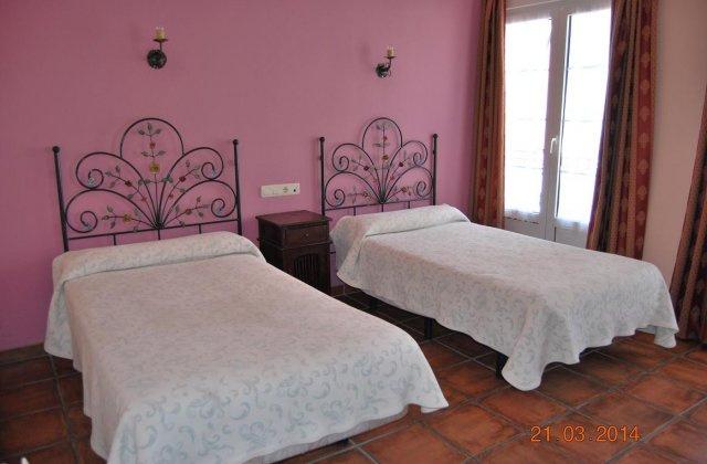 Camino de Santiago Accommodation: Hostal Santiago ⭑
