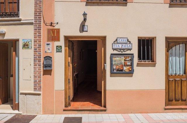 Camino de Santiago Accommodation: Apartamentos Casa Tía Paula