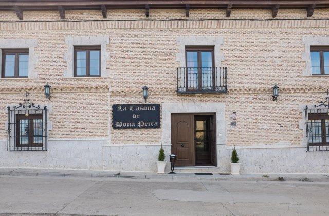 Camino de Santiago Accommodation: Casa Rural La Casona de Doña Petra