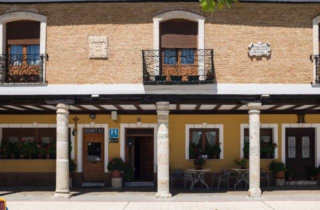 Camino de Santiago Accommodation: Hostal Camino de Santiago ⭑