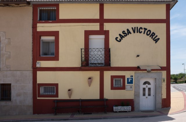 Camino de Santiago Accommodation: Casa Rural Victoria